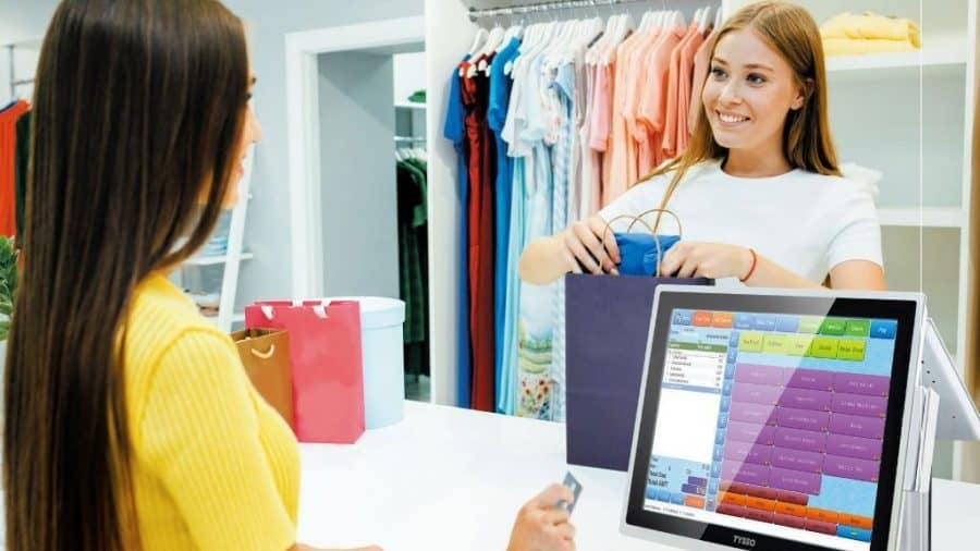 Clothing Store POS Systems