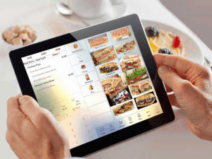 iPad POS for Restaurants