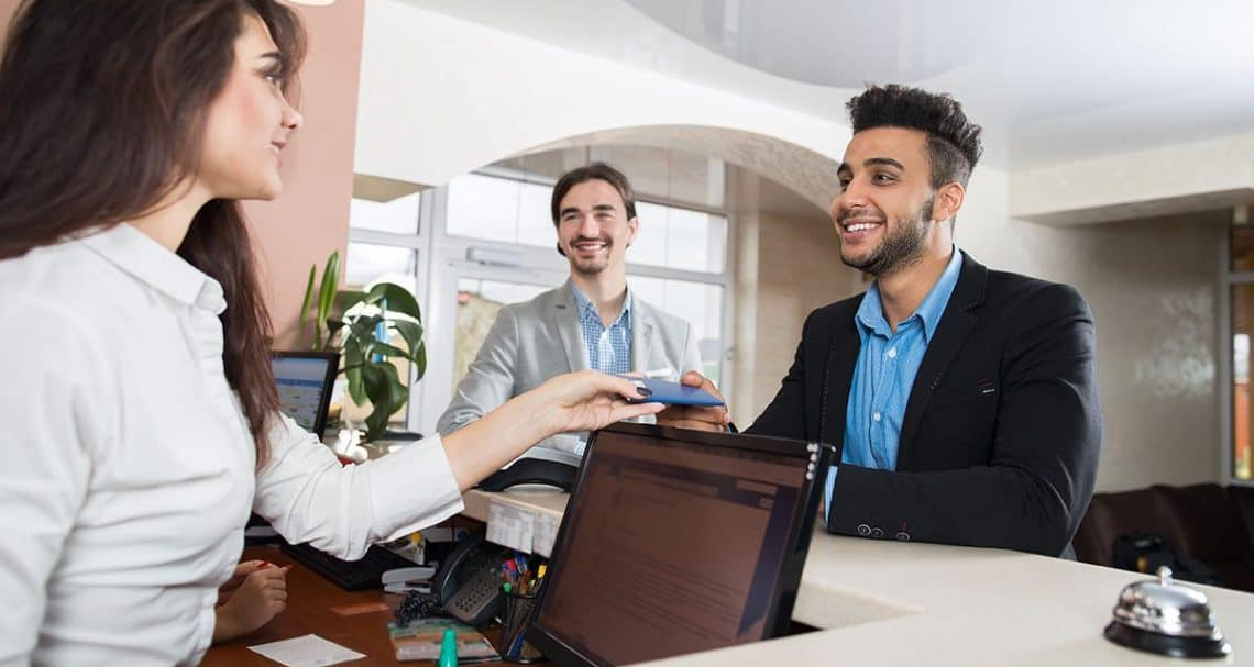 pos system for hotels