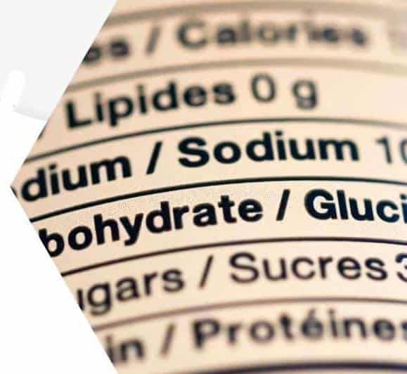 Nutritional Information Tracking
