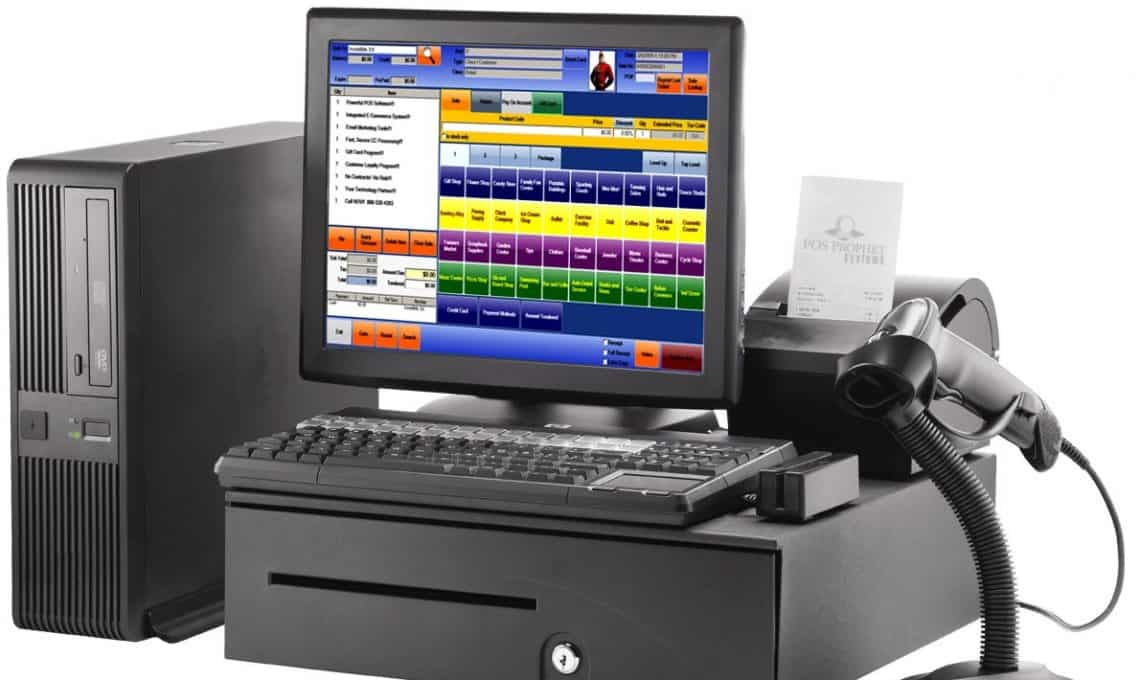 POS Systems for Equipment Leasing