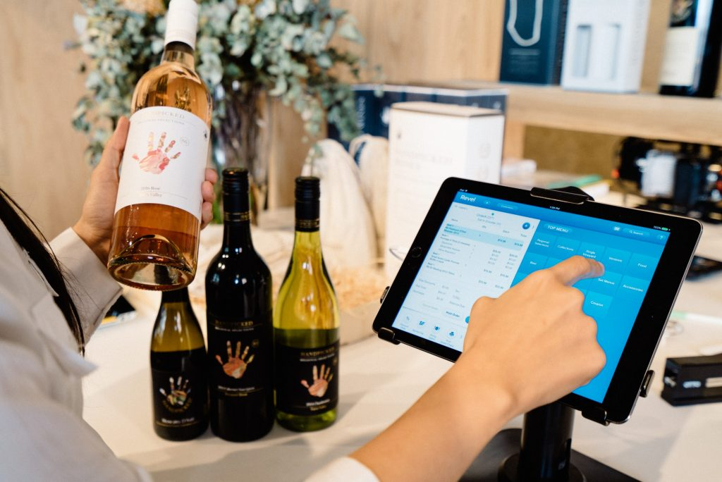 Winery POS software