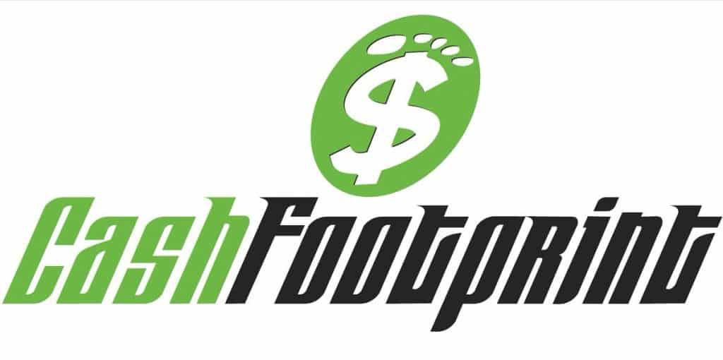 cash footprint logo