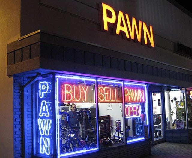 pawn shop software