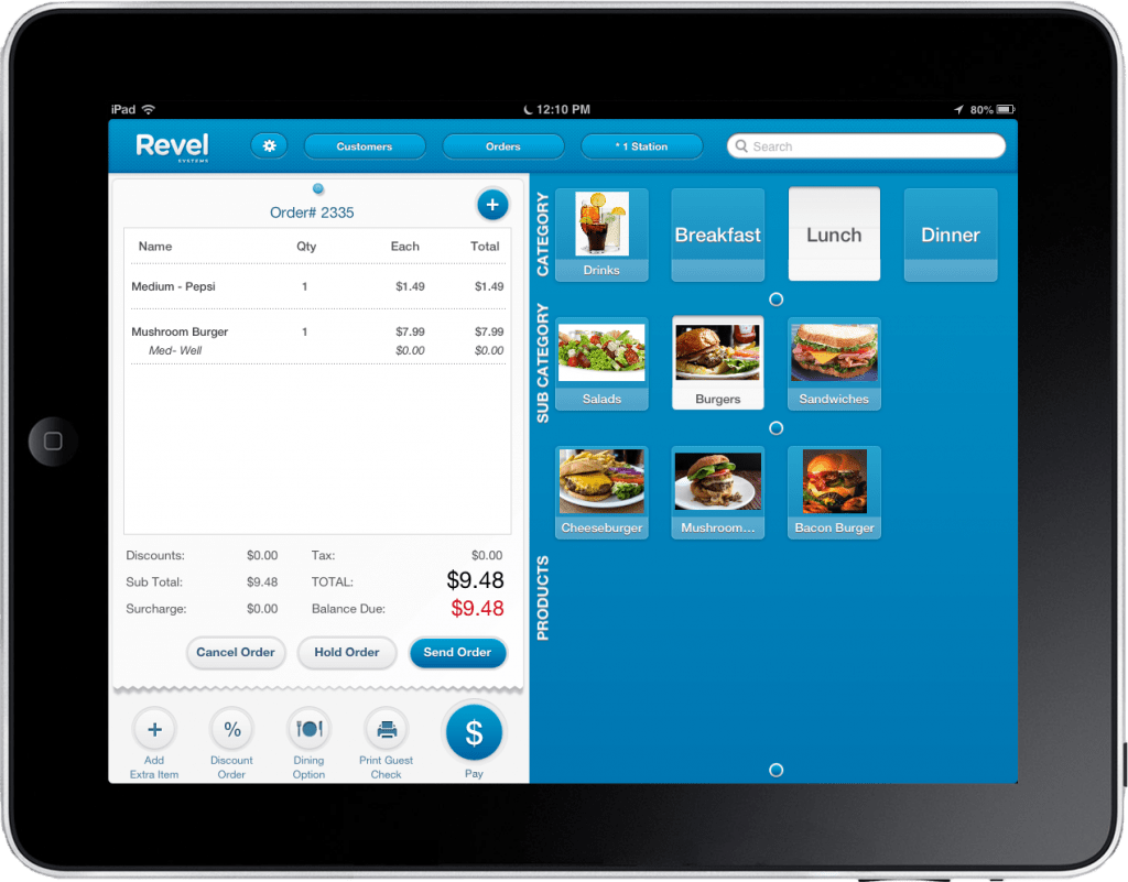 The Best Restaurant Pos Systems Of 2019 Top 15 Software Picks