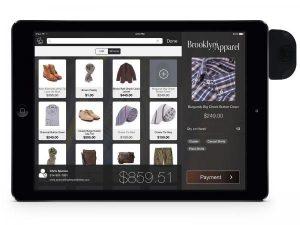 retail ipad system