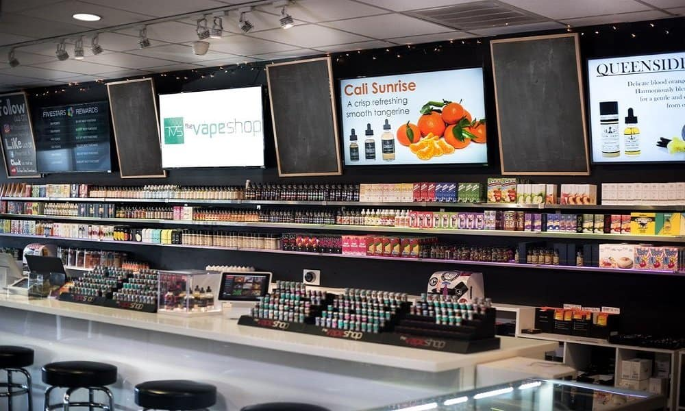 3 Best Vape Shop POS Systems | Cloud of Success with Software