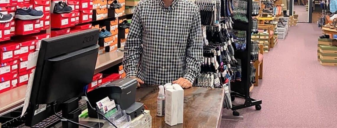 Best Shoe Store POS