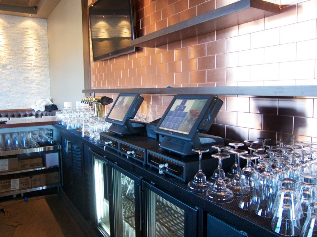 bar pos system