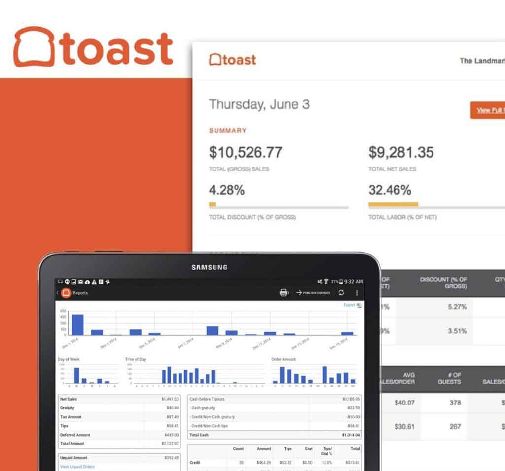 Toast Pos Review 2019 Pricing Ratings Reviews Amp Features