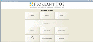 Floreant POS Review – Pricing, Features & Free Demo