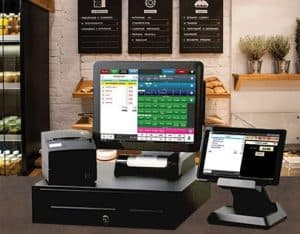 Restaurant POS Data Storage and Accessibility