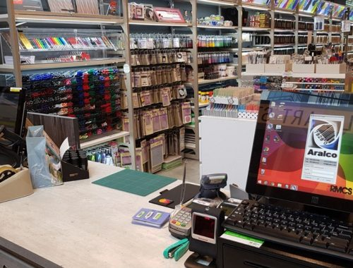 Best Craft Store POS Systems