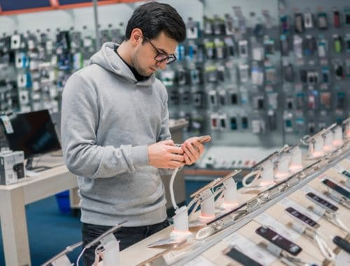 Cell Phone Store POS Systems