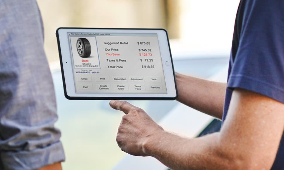 best tire shop POS systems