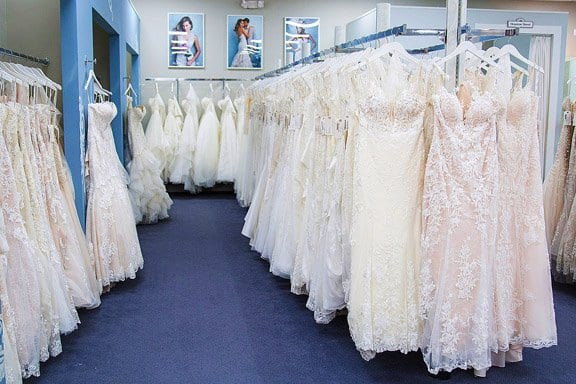 bridal shop pos