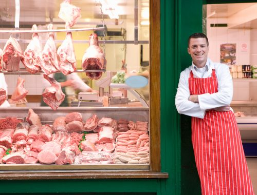 how to start a butcher shop business