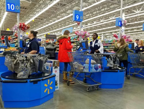 what pos system does walmart use