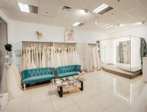 How To Open a Bridal Shop